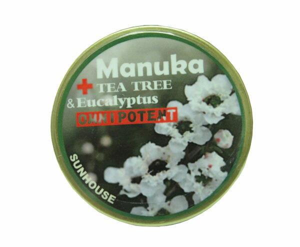 【晨光】澳洲原裝進口-澳思萊茶樹尤加利精油萬用膏18ml-(082690)