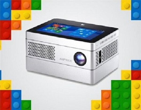 得意專業家電音響:AIPTEKiBeamBLOCK微型投影機400LM(IBEAMBLOCKSALESKIT)