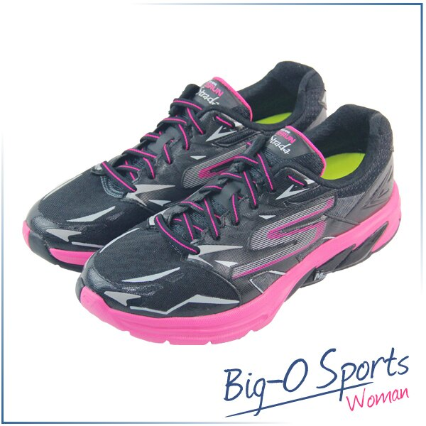 SKECHERS GO RUN STRADA 休閒慢跑鞋 女 14001BKHP