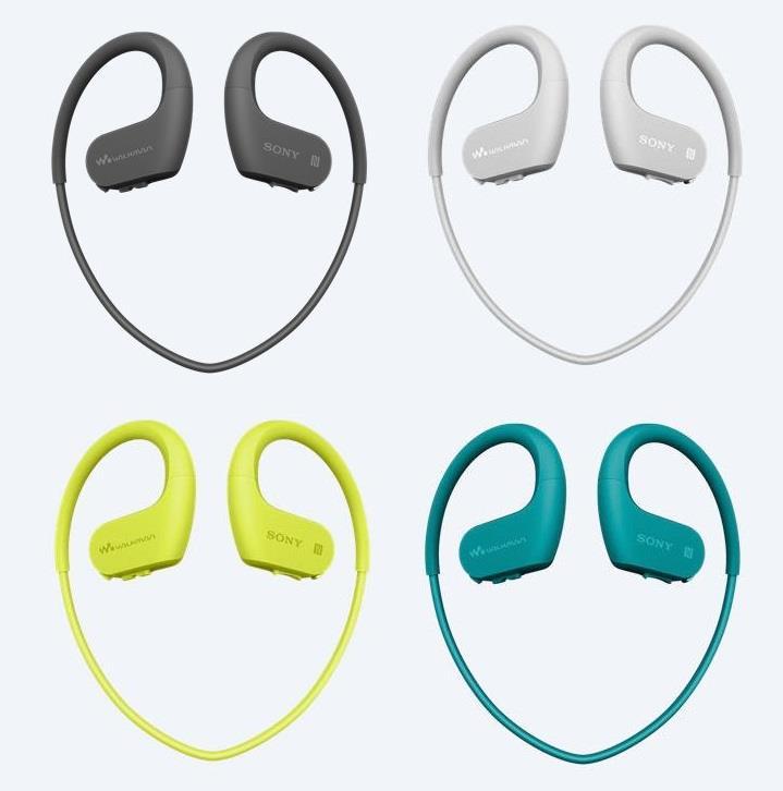 ★限量贈USB充電器 SONY 4GB 時尚藍芽運動無線隨身聽 NW-WS623  支援藍牙,NFC 連結手機  支援 3 分鐘快充 藍牙 - 限時優惠好康折扣