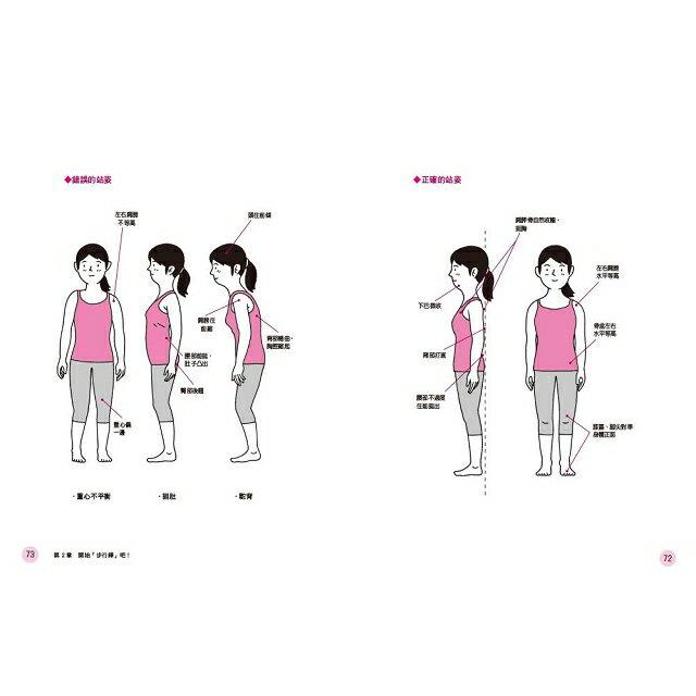 步行禪:用走路靜心、紓壓,5分鐘心靈.生活整理術 4