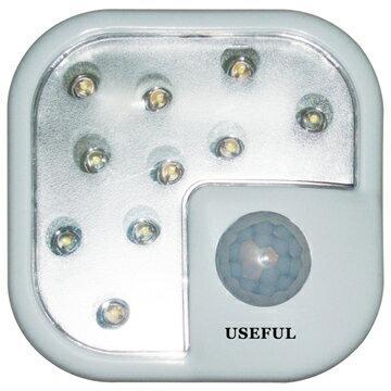 挺趣生活精品館:USEFULUL-LED1006LED觸控式感應燈