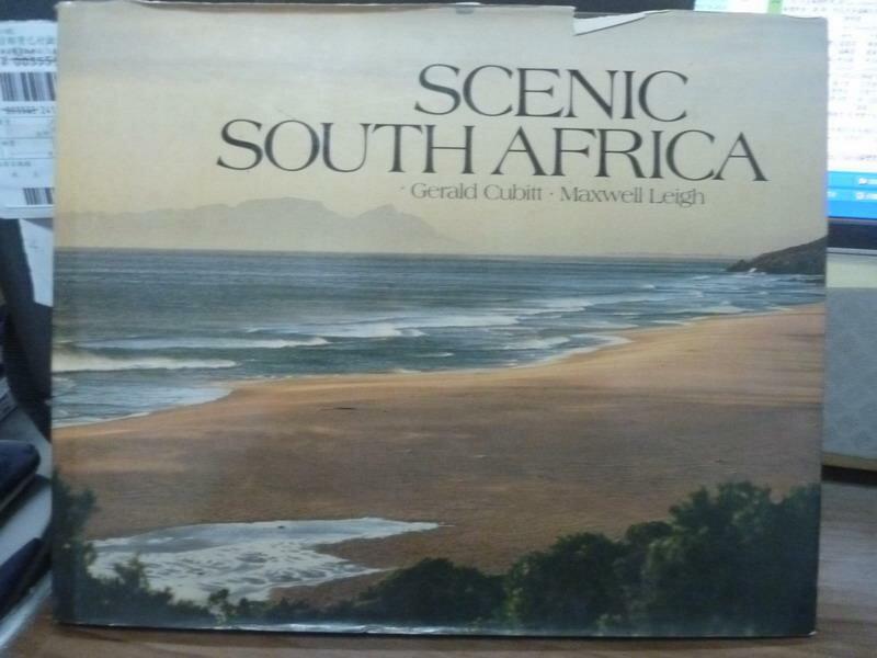 ~書寶 書T6/攝影_PII~Scenic South Africa_Gerald Cub