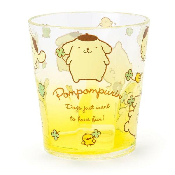 X射線【C315514】布丁狗Pompompurin塑膠杯280ml,水杯馬克杯杯瓶茶具湯杯玻璃杯不鏽鋼杯漱口杯