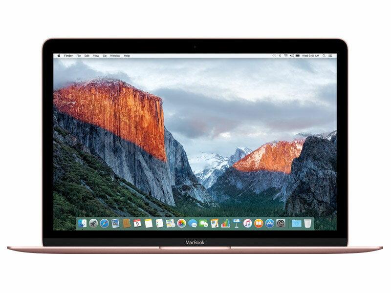Apple MacBook  12吋 (MMGM2TA/A)筆記型電腦