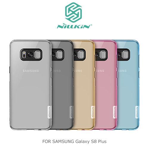 Samsung Galaxy S8 Plus 耐爾金 NILLKIN 本色系列 防塵塞式