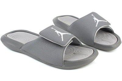 NIKE AIR JORDAN HYDRO 6 灰白 男鞋 US 8~13 881473-004 D.E