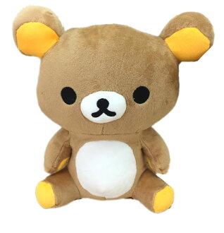 【真愛日本】1607270000110吋全身坐娃-懶熊  SAN-X 懶熊 奶妹 奶熊 拉拉熊 娃娃 玩偶