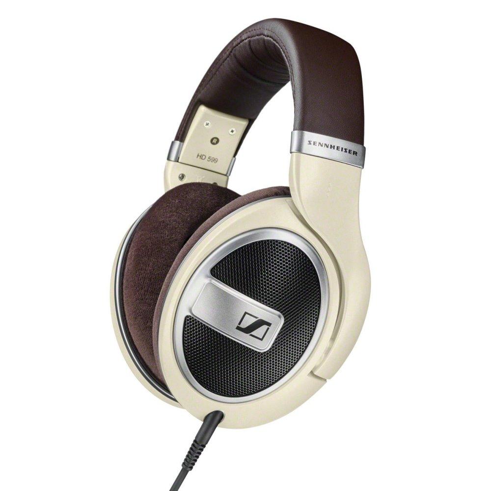 <br/><br/>  德國聲海 SENNHEISER HD599 頭戴全罩式耳機 可拆線式設計 宙宣公司貨<br/><br/>