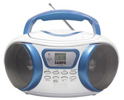 SAMPO 聲寶 CD/MP3手提音響 AK-W1303ML