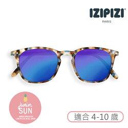 法國【IZIPIZI】兒童太陽眼鏡(4-10歲) #E-Blue Tortoise