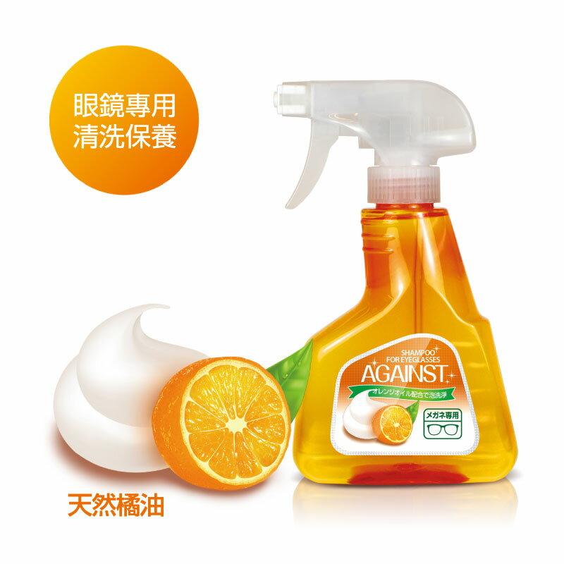 【快潔適】橘油泡沫洗鏡液-300ml