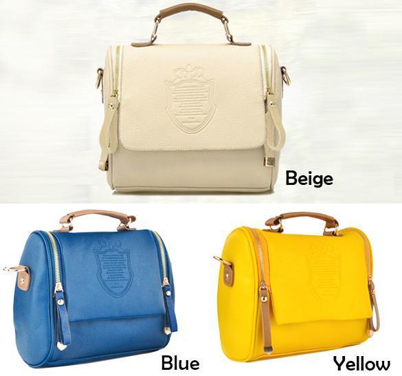 Women Handbag Cross Body Shoulder Messenger Bag 0