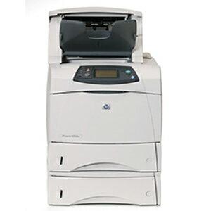 HP LaserJet 4350DTN Laser Printer - Monochrome - 1200 x 1200 dpi Print - Plain Paper Print - Desktop - 55 ppm Mono Print - Letter, Legal, Executive, Statement, Envelope No. 10, Monarch Envelope, Custom Size - 1100 sheets Standard Input Capacity - 250000 D 1
