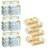 【箱購組合】nac nac 超純水濕巾80抽6串(3包一串) + nac nac 乾濕二用巾袋裝 / 80張6袋 - 限時優惠好康折扣