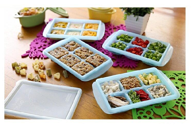 韓國 JM Green 食品冷凍分裝儲存盒 易存取設計 副食品 分裝盒 食物儲存盒 出貨不挑色
