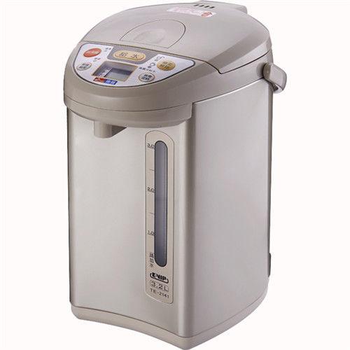 『東龍』☆ 3.2L 真空保溫溫度顯示省電 熱水瓶 TE-2141 **免運費**