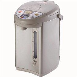[滿3千,10%點數回饋]『東龍』☆ 3.2L 真空保溫溫度顯示省電 熱水瓶 TE-2141 **免運費**