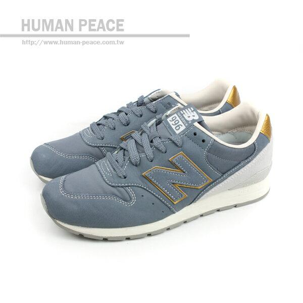 NEW BALANCE 996系列 休閒鞋 灰藍 男款 no835