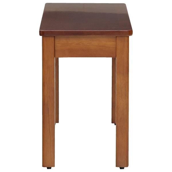 ◎(OUTLET)實木長凳 比特#18C11(柚木色) 南洋檜木 福利品 NITORI宜得利家居 2