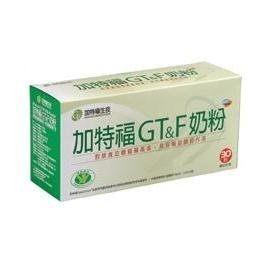 『加碼贈隨身4包』【加特福】GT&F奶粉 30包入