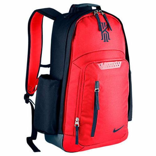 Nike KYRIE BACKPACK  背包 後背包 雙肩 IRVING 大容量 紅 藍 【運動世界】BA5133-451