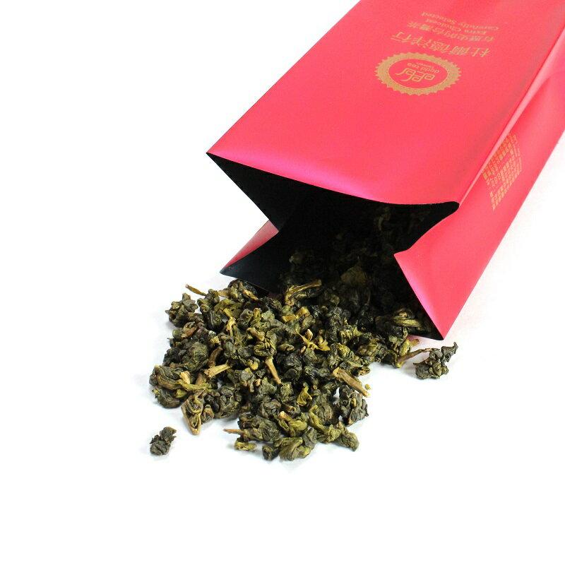【杜爾德洋行 Dodd Tea】頂級梨山山脈大禹嶺高冷高山茶 1