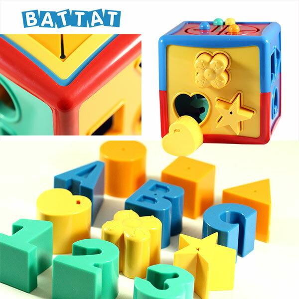 『121婦嬰用品館』B.Toys 歡樂立方 - Battat系列 3