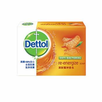 滴露清新柑橘香皂100g*3入