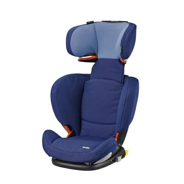 【贈野餐墊】荷蘭【Maxi Cosi】RodiFix 成長型汽座(3-12歲)(汽車安全座椅)-6色 4