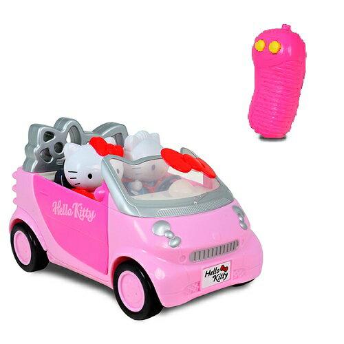 Hello Kitty公仔跑車/ KT Sport Car/ 凱蒂貓/ 可遙控/ 丹尼爾/ 伯寶行