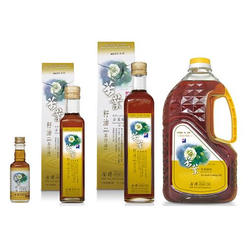 茶葉綠菓~茶葉籽油150ml