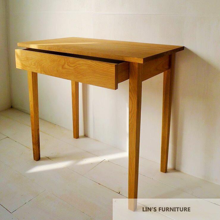 橡木原木 基本款實木書桌 / 學生 /桌子 木桌木椅 辦公桌餐桌茶几電腦桌