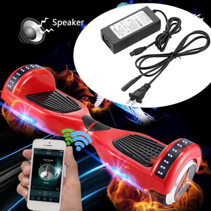 42V 2A Power Adapter Charger For 2 Wheel Self Balancing Scooter 2