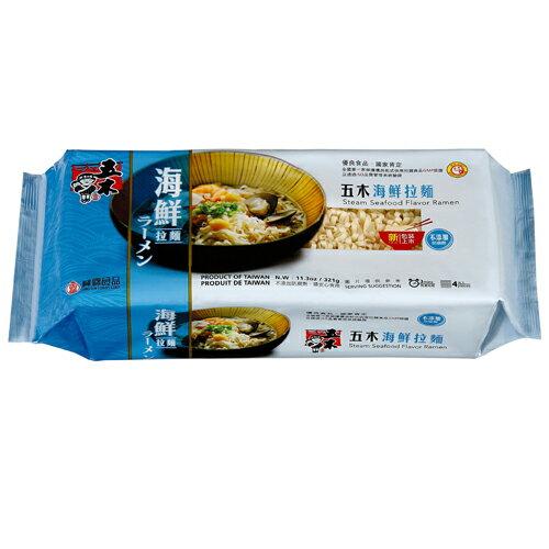 五木海鮮味拉麵【愛買】
