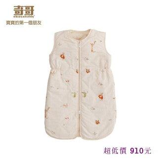 *美馨兒* 奇哥 田園童趣嬰兒防踢睡袍- M 910元 (全新出清)