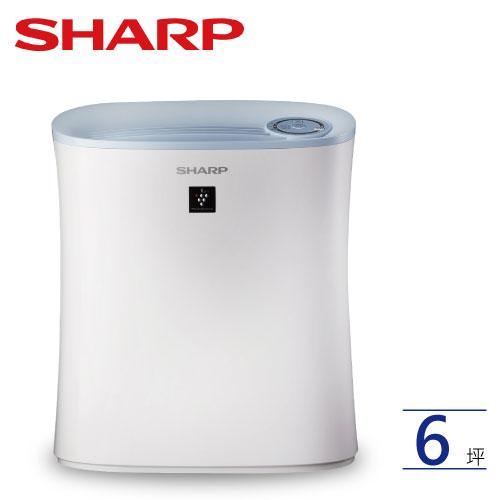 SHARP夏普FU-H30T-W空氣清淨寶寶機自動除菌離子