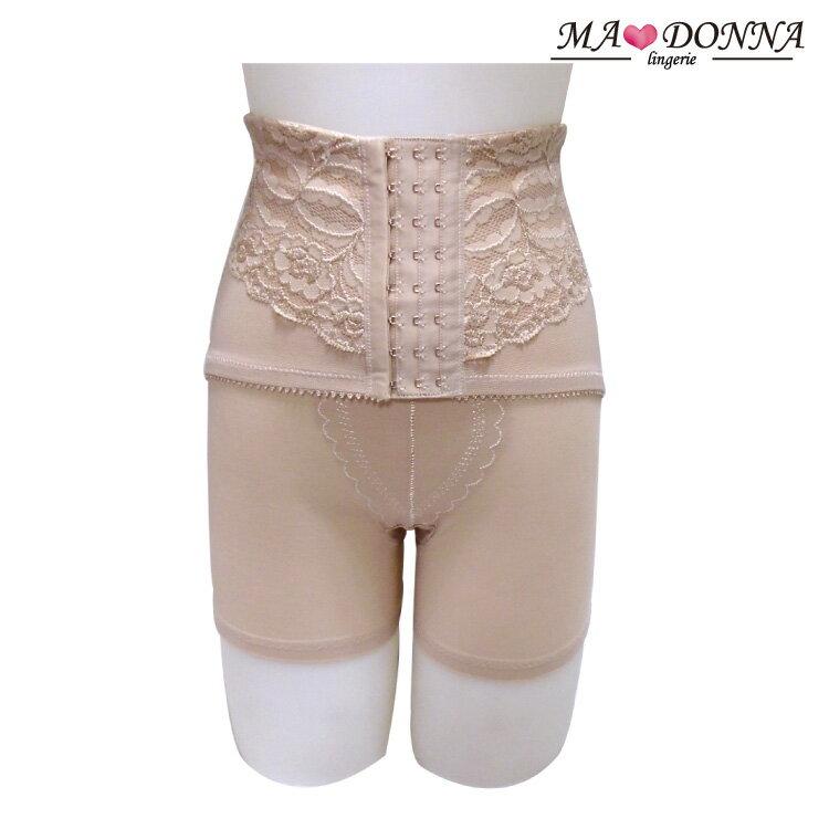 280丹美體塑褲7051 (膚色) 小尻美臀 雕塑 產後 防小腹 塑身褲