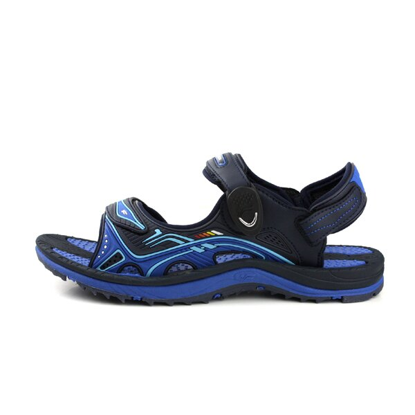 GP (Gold.Pigon) 阿亮代言 涼鞋 防水 雨天 藍色 男鞋 G8655M-20 no953 6