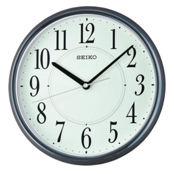 Seiko 精工鐘 (QXA671L) 典雅風格夜光效果標準鐘/28*3.9cm