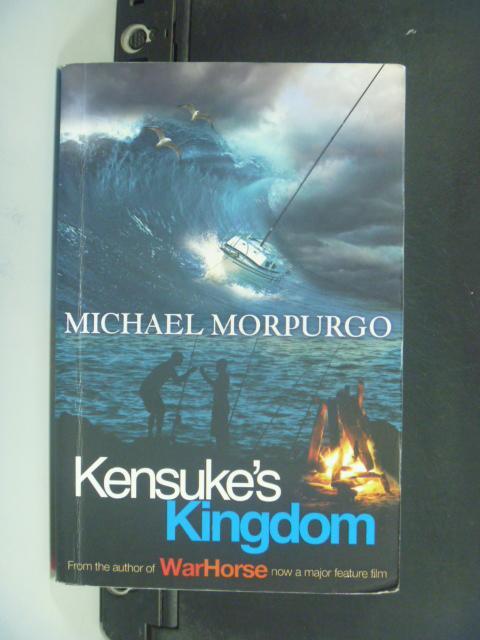 【書寶二手書T7/原文小說_HFP】Kensuke's Kingdom_Michael Morpurgo