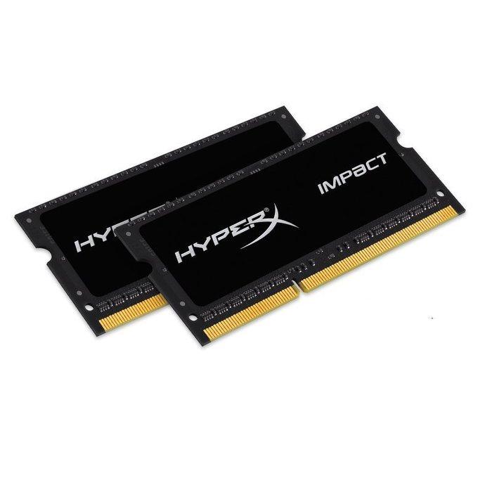 金士頓 記憶體 【HX318LS11IBK2/16】 2015 iMAC DDR3-1866 8GB x2 新風尚潮流