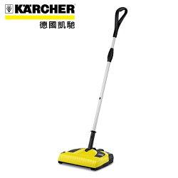 【領券再折+滿3千10%點數回饋】德國凱馳 KARCHER K55 直立式電動掃地機