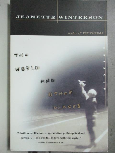 【書寶二手書T6/原文小說_HOD】The World and Other Places: Stories