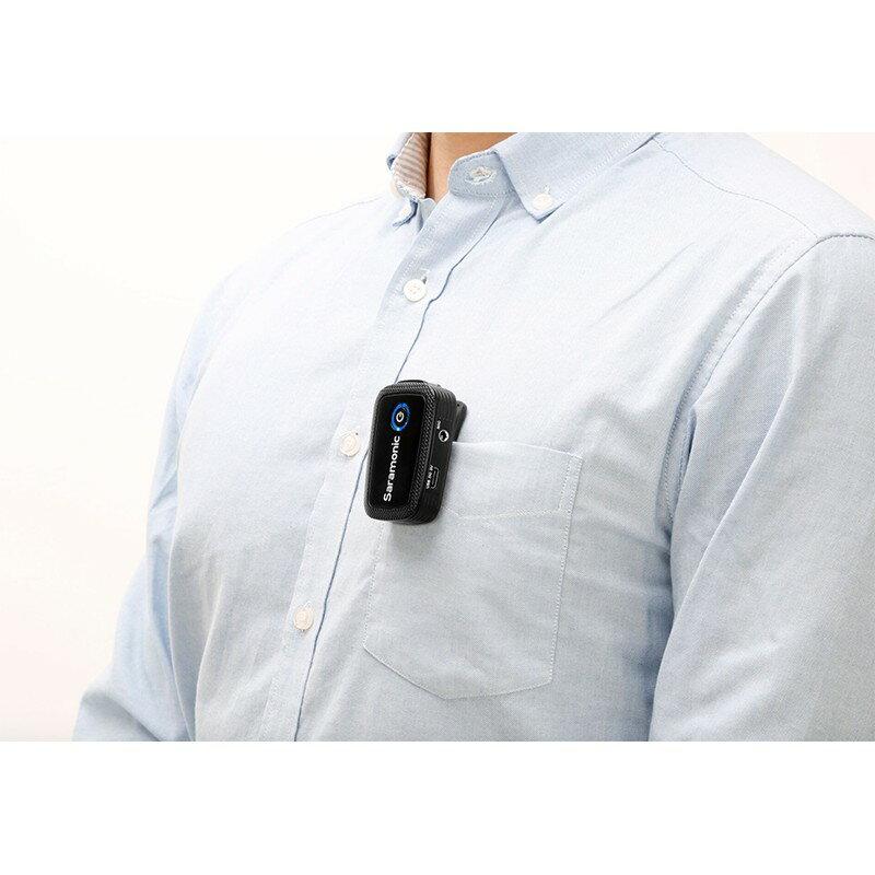 【eYe攝影】 Saramonic 楓笛 Blink500 B1 1對1 接收器 發射器 領夾式 無線麥克風 收音