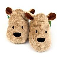 英國 Funky 手工學步鞋 室內鞋 熊熊