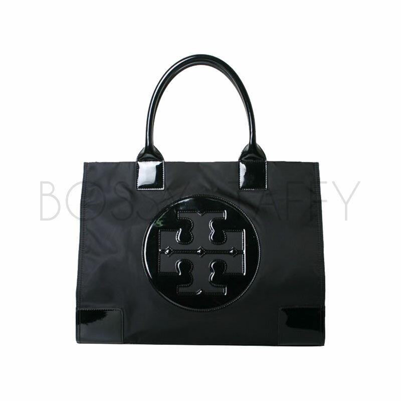 TORY BURCH 50009811 ELLA TOTE 黑色托特包 (大/中)