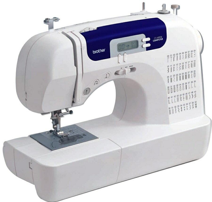 ㊣胡蜂正品㊣ 美國 兄弟牌 雅典娜 Brother CS6000i 桌上型縫紉機(刺繡 BC-2500 可參考)