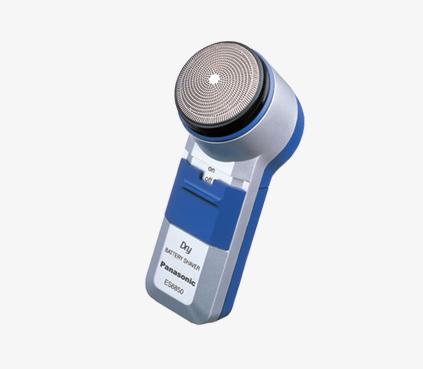 Panasonic  國際牌  電池式電鬍刀  ES-6850