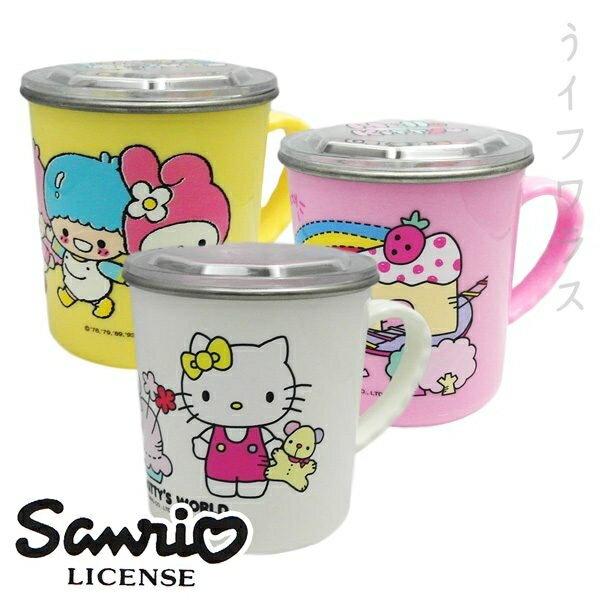 Hello Kitty不鏽鋼杯300ml